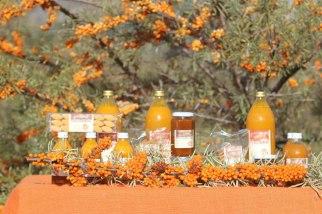 Des produits naturels issus d'une agriculture locale